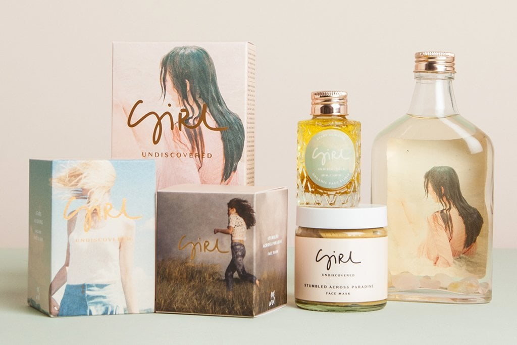 Girl Undiscovered Spa Gift Pack