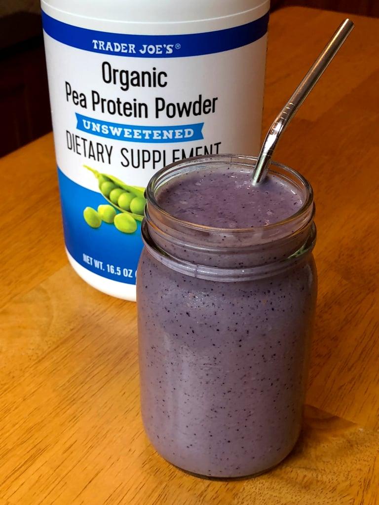 How Does Trader Joe's Pea Protein Powder Taste?