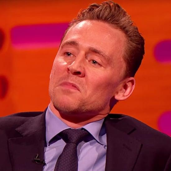 Tom Hiddleston Does a Robert De Niro Impression   Video
