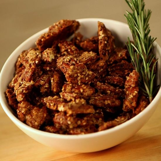 Rosemary Pecans Recipe Video