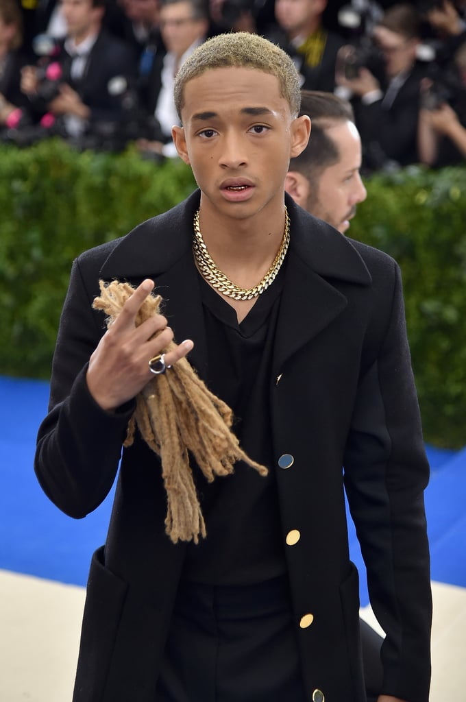 Pictured: Jaden Smith