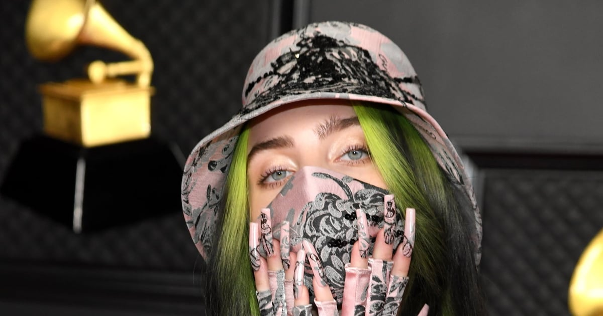 Billie Eilish's Grammys Red Carpet Look Is Once Again CDC Approved.jpg