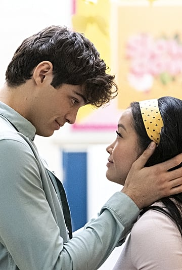 Why Peter and Lara Jean's Sex Talk in TATB Is So Important