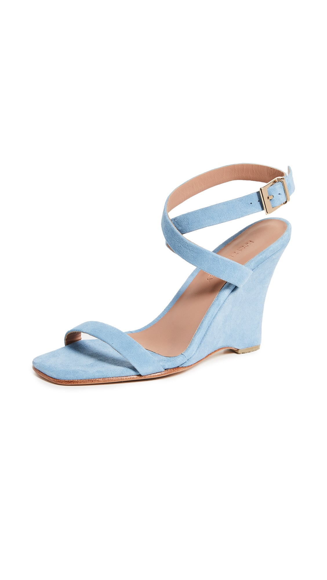 The Baby Blue Wedge | We Can't Keep Our