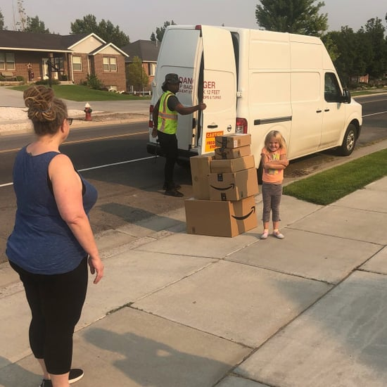 Girl Orders Toys From Mom's Amazon Account