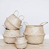 Connected Goods Billie Belly Basket