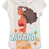 Disney Moana Little Girls' T-Shirt