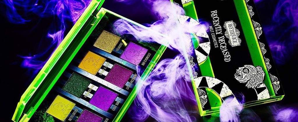 Beetlejuice Makeup Collection From Melt Cosmetics