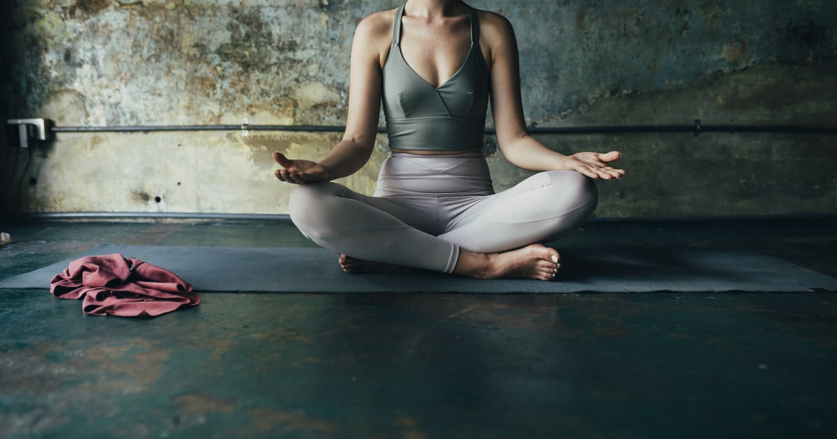 If You Feel Stiff and Uncomfortable Sitting Criss-Cross, Try These 6 Yoga Stretches