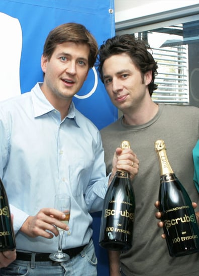 Stuff I Learned From Zach Braff and Bill Lawrence