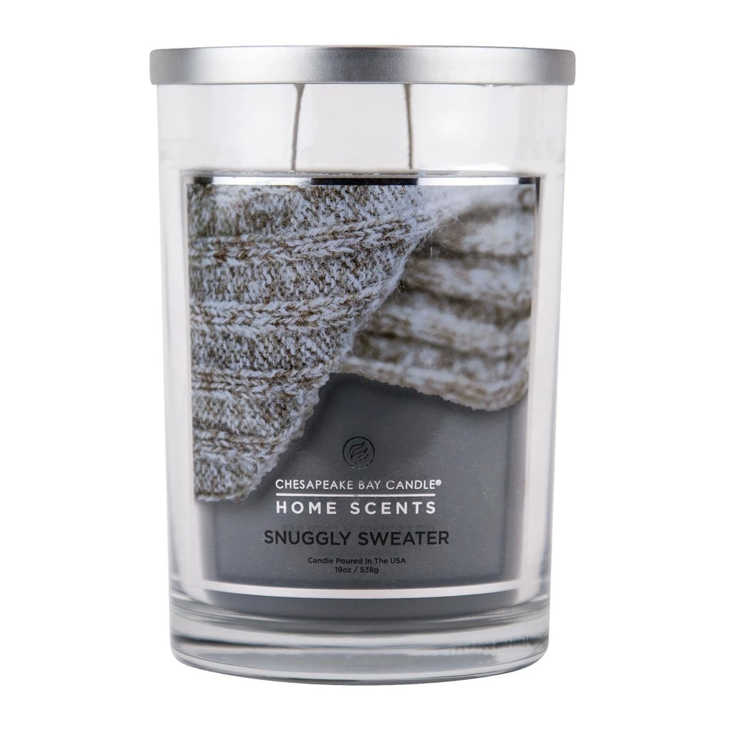 Jar Candle — Snuggly Sweater