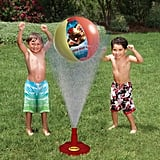Iron Man SwimWays Hover Ball Sprinkler