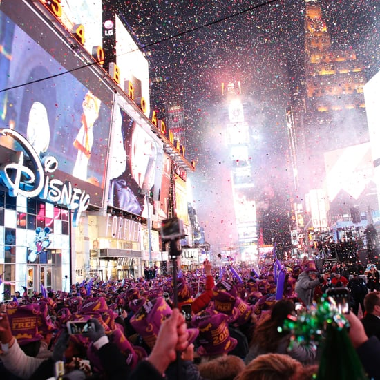 Times Square Ball Drop 2017 New Year's Eve Live Stream