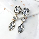 Junk Jewels Vintage Jewel Chandelier Earrings