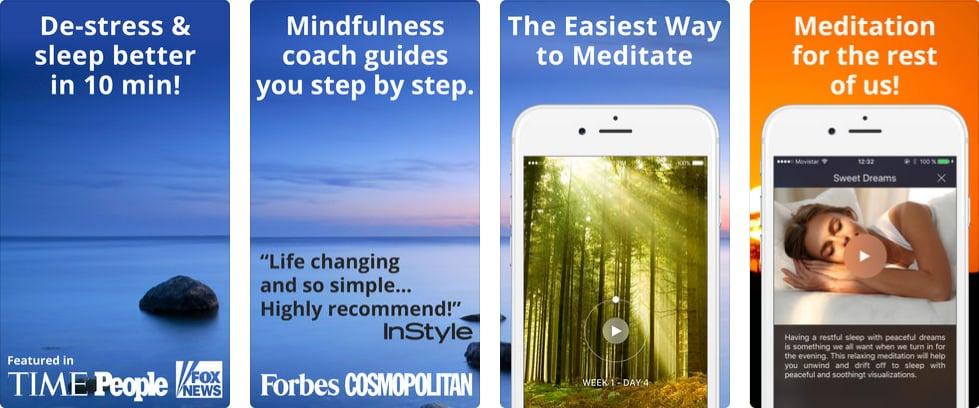 Breethe | Relaxing Mindfulness Apps | POPSUGAR Technology UK