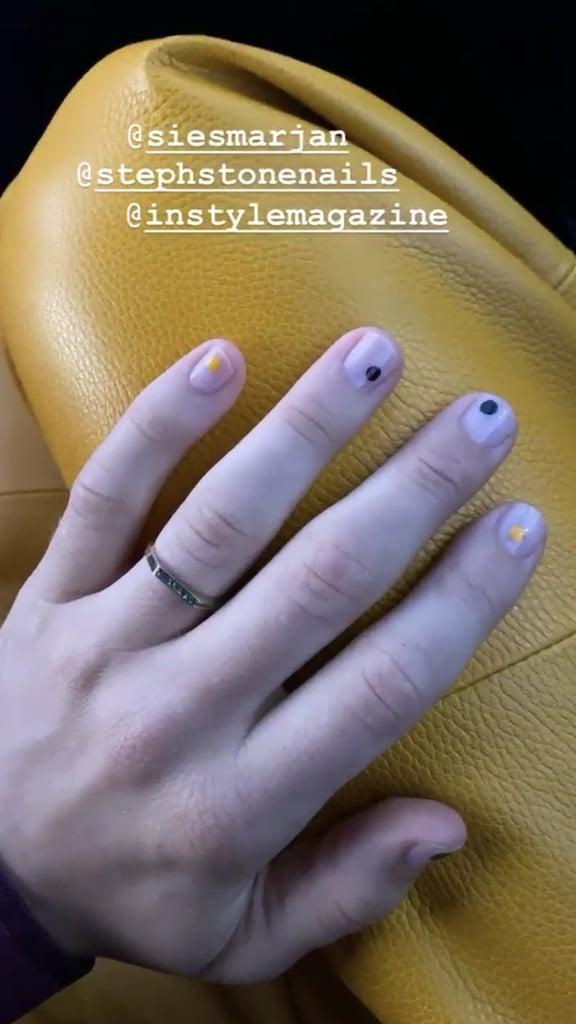 Tommy Dorfman's Minimalist Manicure