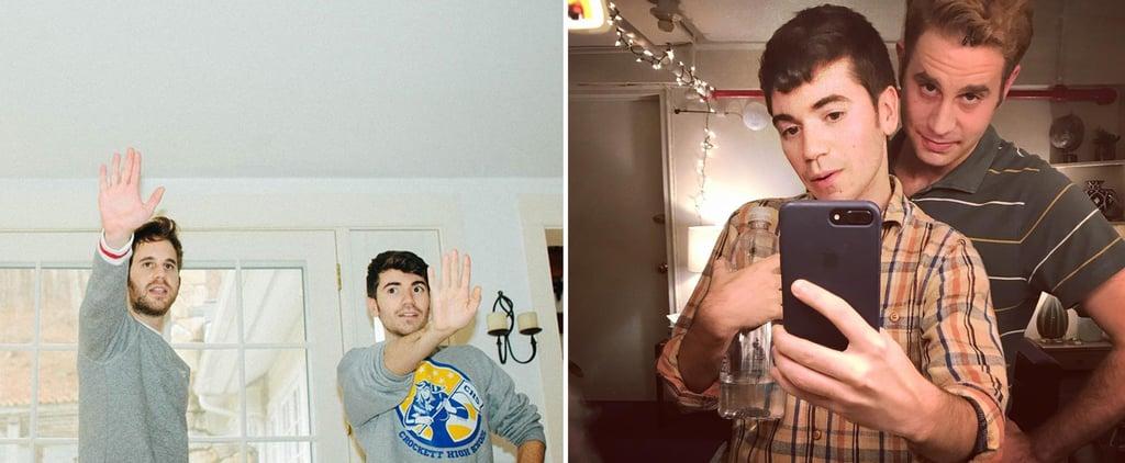 Ben Platt and Noah Galvin's Cutest Pictures Together