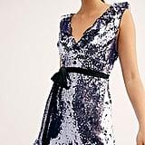Sequin Siren Mini Dress