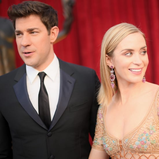 Emily Blunt and John Krasinski Starring in A Quiet Place