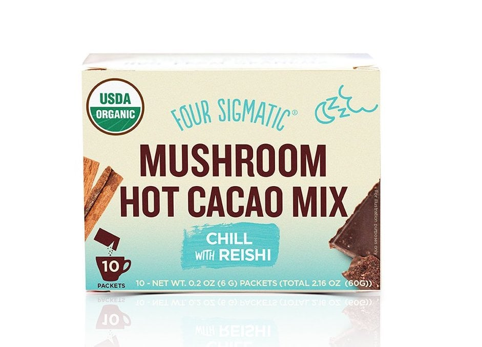 Mushroom Drinks? Yes, They Promise to Boost Your Energy