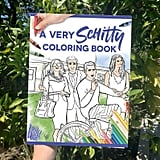 Schitt's Creek Adult Colouring Book