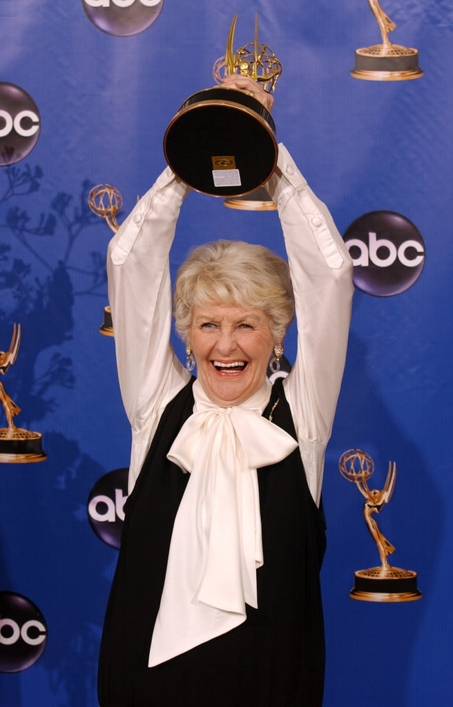 Elaine Stritch at the 2004 Emmy Awards