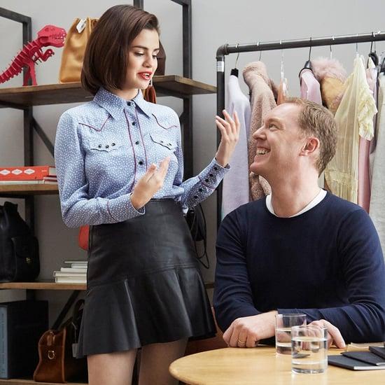 Coach x Selena Gomez Collection Fall 2018