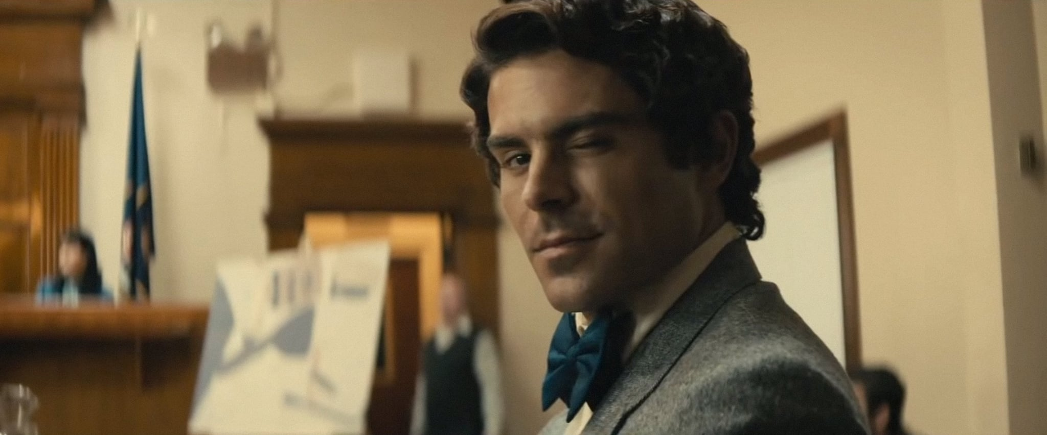 EXTREMELY WICKED, SHOCKINGLY EVIL, AND VILE, Zac Efron as Ted Bundy, 2019.  Netflix / courtesy Everett Collection