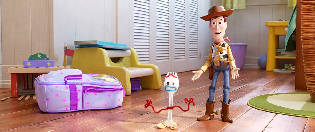 Woody From Toy Story 4