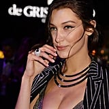 Bella Hadid's Givenchy Outfit Owned the Night