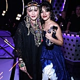 Madonna and Camila Cabello