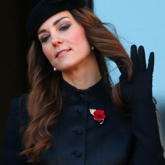 Pictures of Kate Middleton's Hair Moments