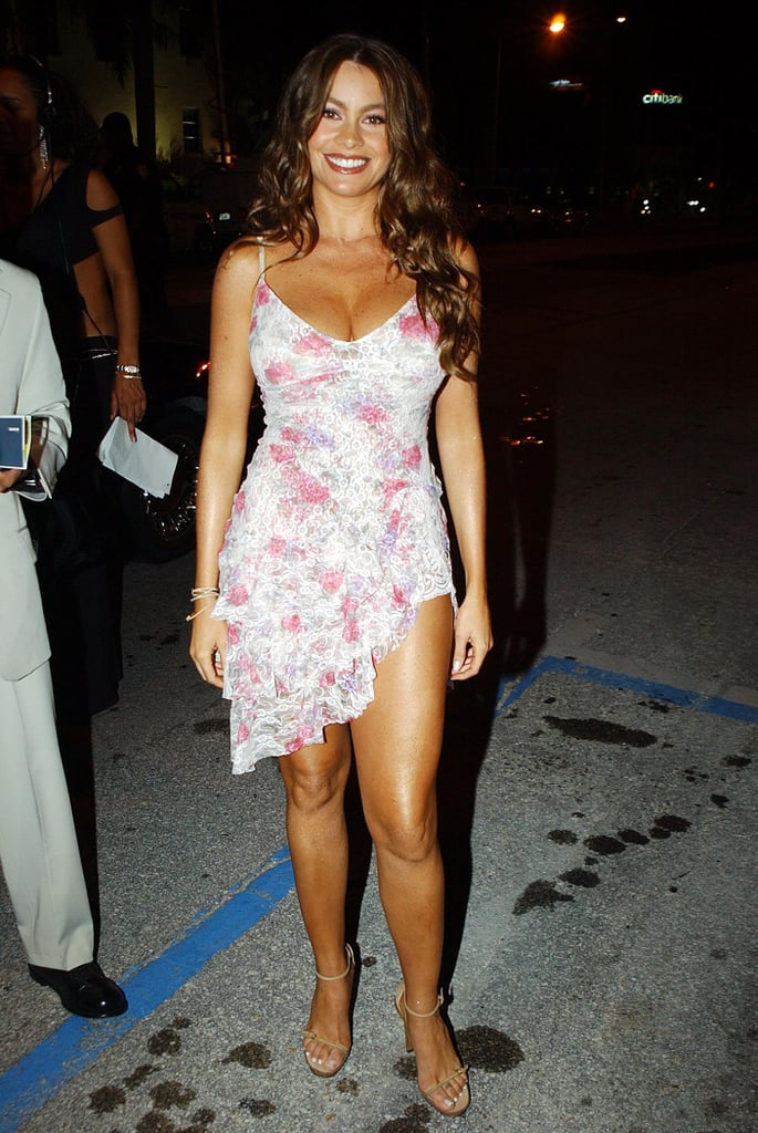 Sofia Vergara's Hottest Looks Through the Years