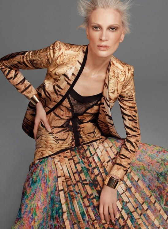 Roberto Cavalli Spring 2012 Ad Campaign