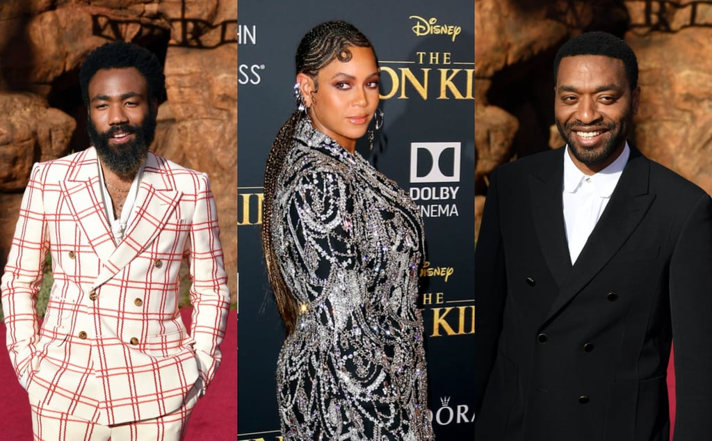 Celebrities at The Lion King World Premiere LA Pictures 2019