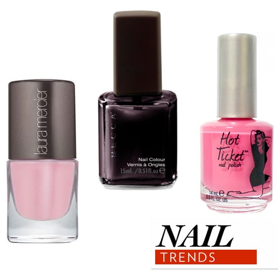 New Nail Trends for 2012