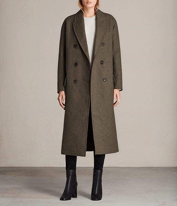AllSaints Rhea Dax Coat