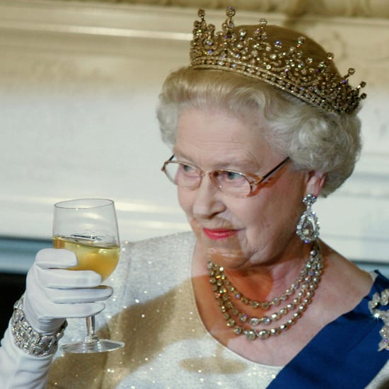 Does Queen Elizabeth Plan Parties?