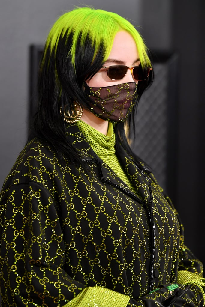Billie Eilish's Gucci Outfit at the 2020 Grammys