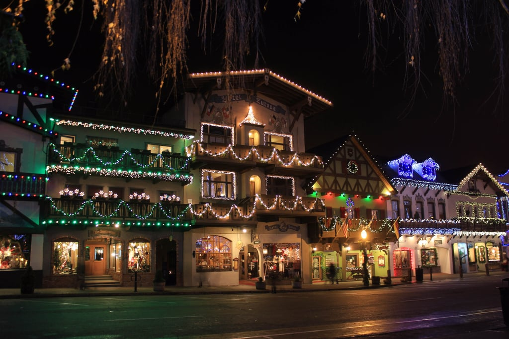 Best Small Us Towns To Visit During Christmas Popsugar