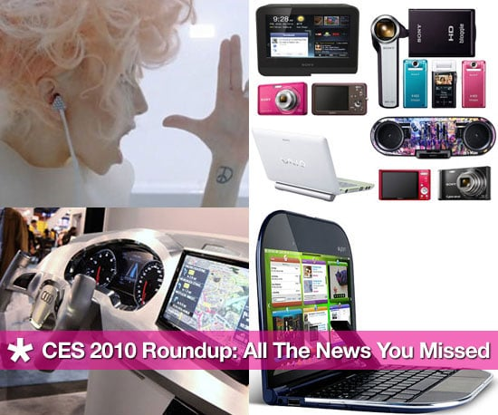 2010 CES News and Content Rounded Up in One Place
