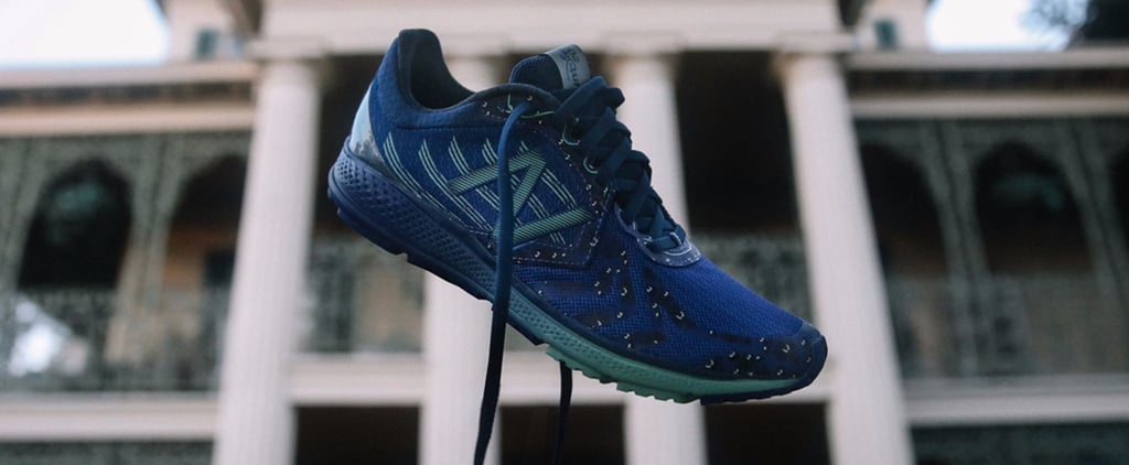 Outrun Hitchhiking Ghosts in These Haunted Mansion New Balance Sneakers