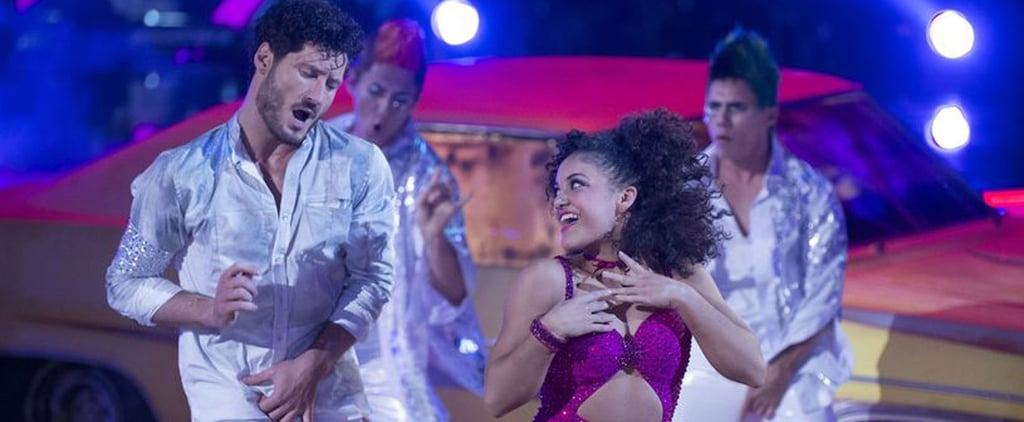 Dancing With the Stars: Watch Laurie Hernandez Earn the First Perfect Score of the Season