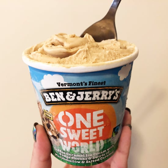 Ben & Jerry's One Sweet World Ice Cream