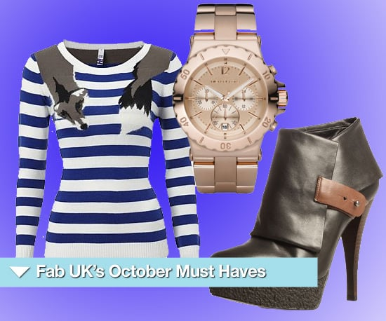 October Must Have Fashion Items to Buy Now