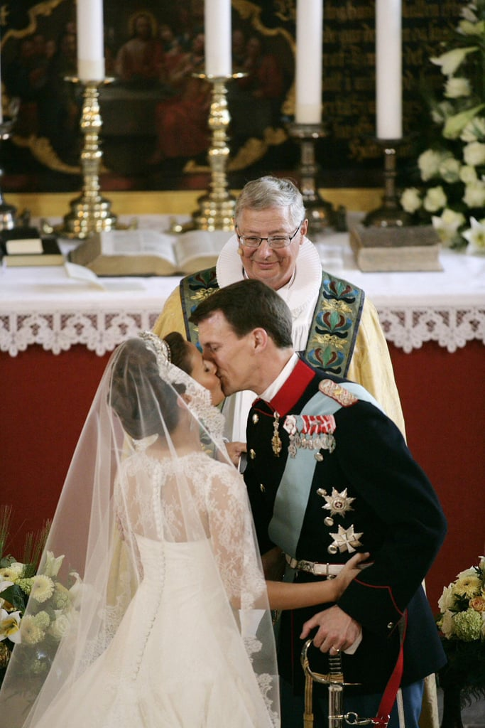 Prince Joachim and Marie Cavallier