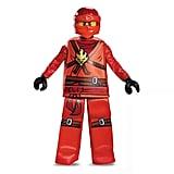 Ninjago Kai Costume