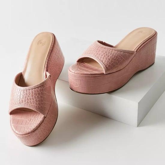 Platform Sandals to Shop the Trend