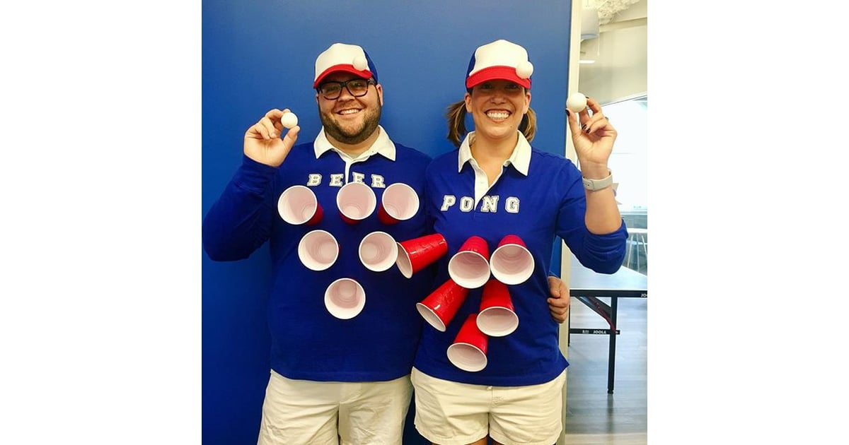Image result for beer pong costume