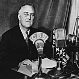 President Franklin D. Roosevelt would not travel on the 13th of any month, nor would he host 13 guests.